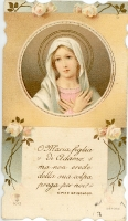 Mary,<br/> Pray for Us