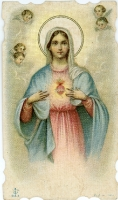 Sacred Heart<br/> of Mary