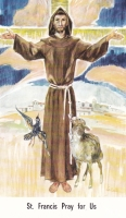 St. Francis Pray for Us